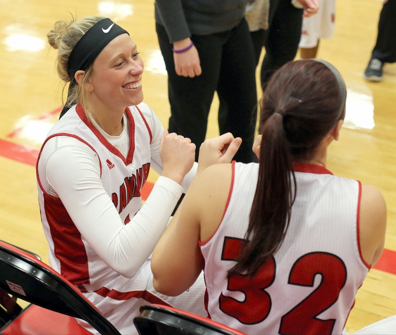 12th Women's Basketball vs. Simpson College Photo