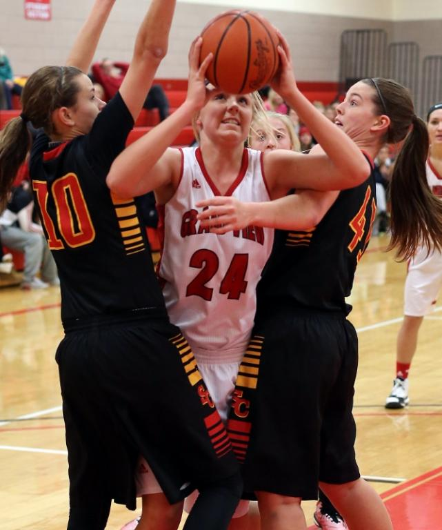 15th Women's Basketball vs. Simpson College Photo