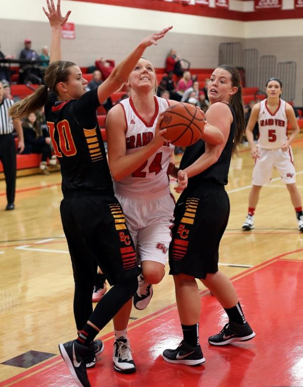 16th Women's Basketball vs. Simpson College Photo