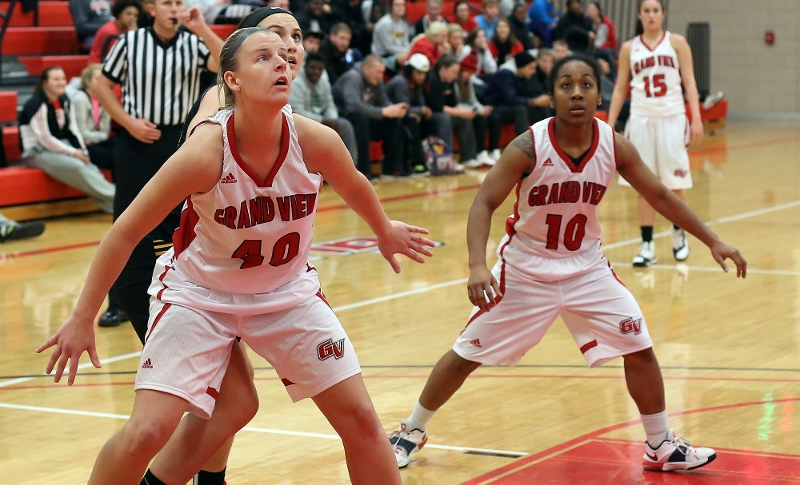 24th Women's Basketball vs. Simpson College Photo