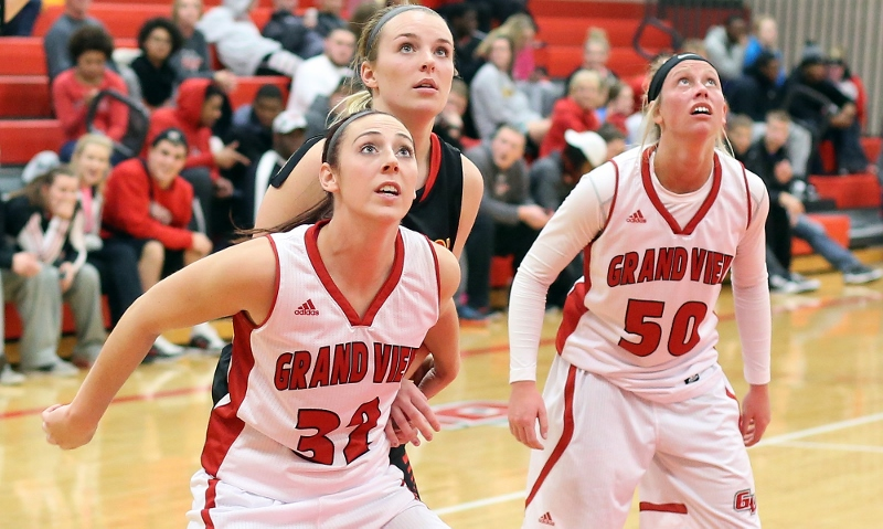 28th Women's Basketball vs. Simpson College Photo