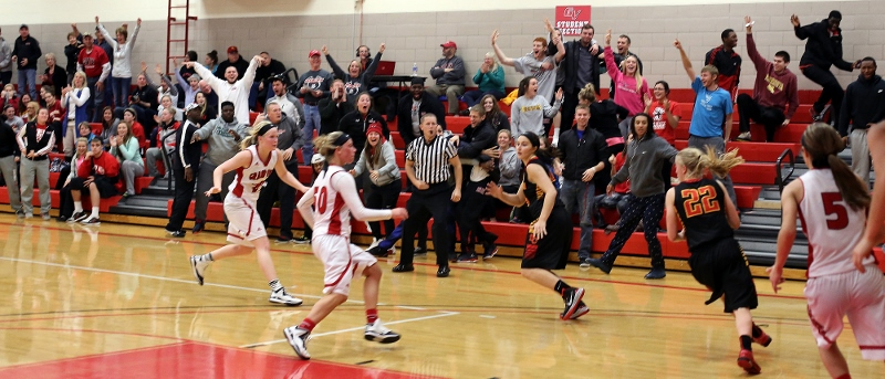 38th Women's Basketball vs. Simpson College Photo