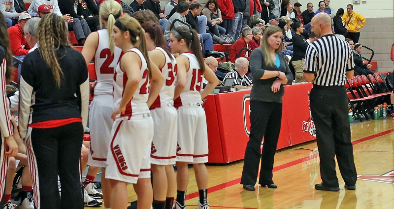 40th Women's Basketball vs. Simpson College Photo
