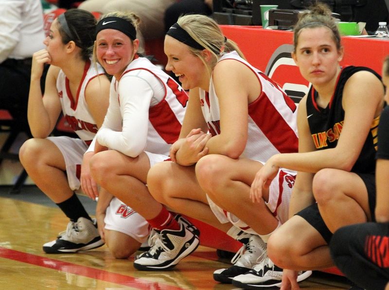 44th Women's Basketball vs. Simpson College Photo