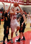 17th Women's Basketball vs. Simpson College Photo
