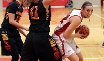 20th Women's Basketball vs. Simpson College Photo