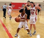 23rd Women's Basketball vs. Simpson College Photo