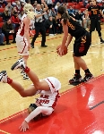 27th Women's Basketball vs. Simpson College Photo