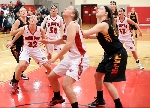 29th Women's Basketball vs. Simpson College Photo