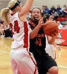 32nd Women's Basketball vs. Simpson College Photo