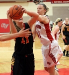 36th Women's Basketball vs. Simpson College Photo