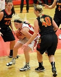 46th Women's Basketball vs. Simpson College Photo
