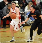 47th Women's Basketball vs. Simpson College Photo