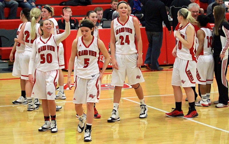 19th Women's Basketball vs. Mount Mercy (cont.) Photo