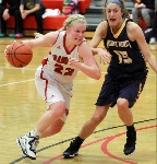 5th Women's Basketball vs. Mount Mercy (cont.) Photo