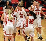 18th Women's Basketball vs. Mount Mercy (cont.) Photo