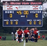 28th Women's Soccer vs Judson Cont.2 Photo