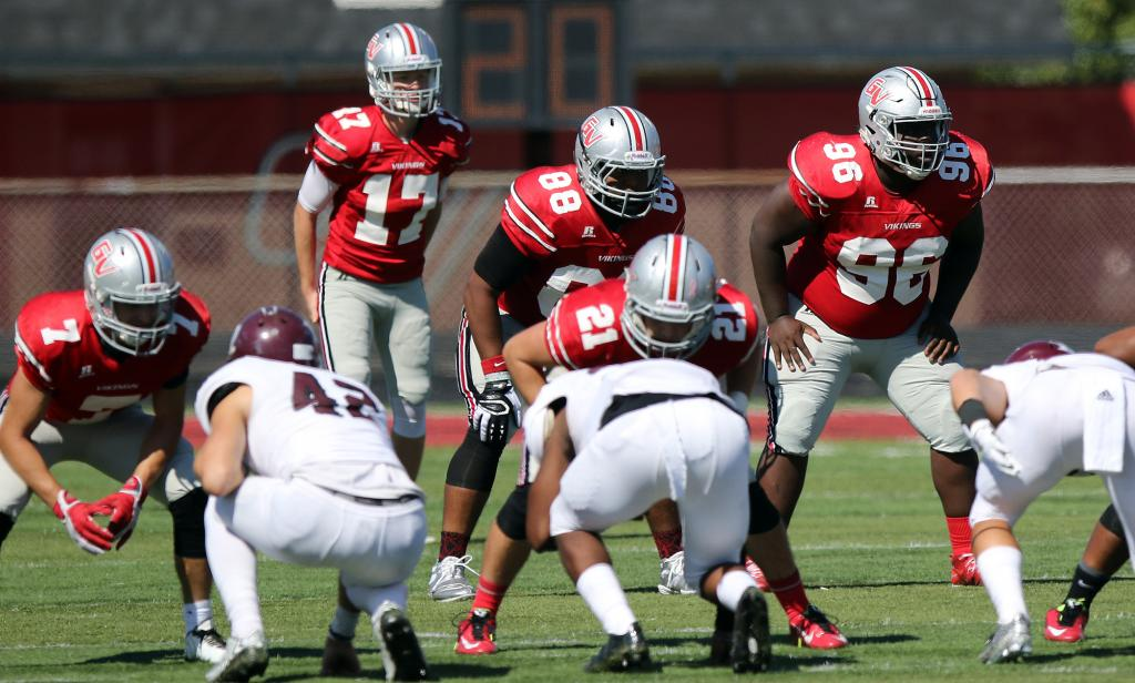 6th GVU Football vs Evangel cont.2 Photo