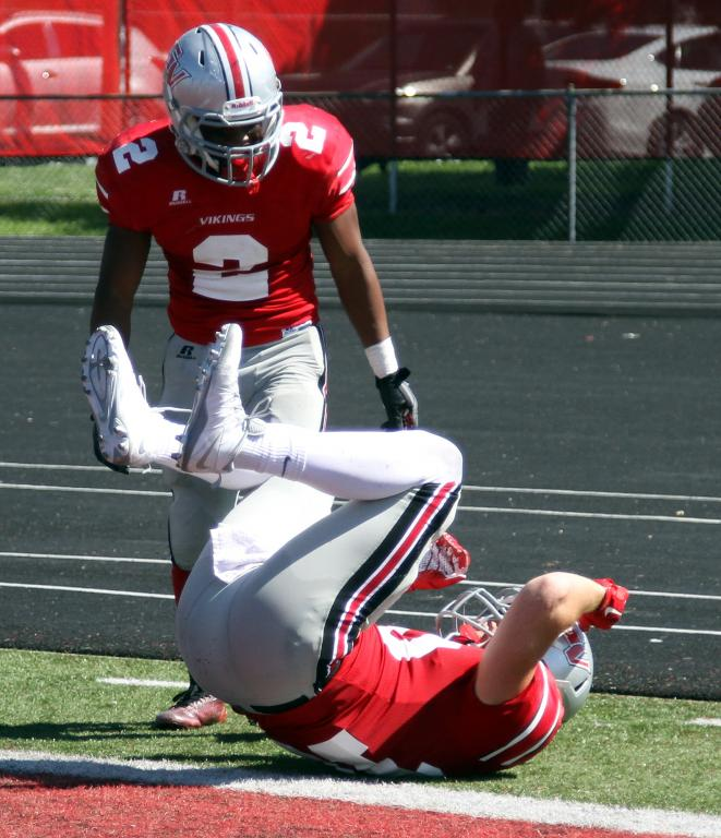 12th GVU Football vs Evangel cont.2 Photo