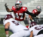 3rd GVU Football vs Evangel cont.2 Photo
