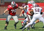 5th GVU Football vs Evangel cont.2 Photo