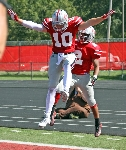 11th GVU Football vs Evangel cont.2 Photo