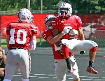 13th GVU Football vs Evangel cont.2 Photo