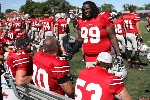 14th GVU Football vs Evangel cont.2 Photo