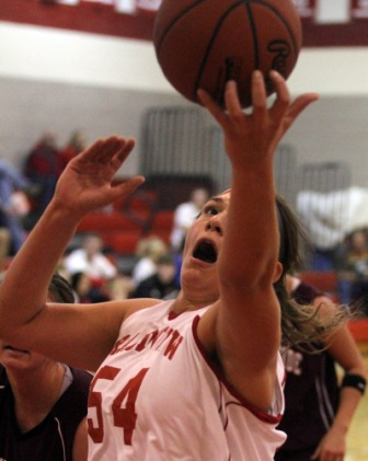 5th Women's Basketball vs Morningside Photo