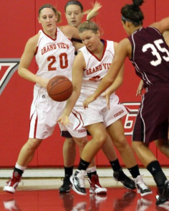 6th Women's Basketball vs Morningside Photo