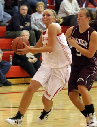 7th Women's Basketball vs Morningside Photo