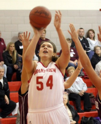 9th Women's Basketball vs Morningside Photo