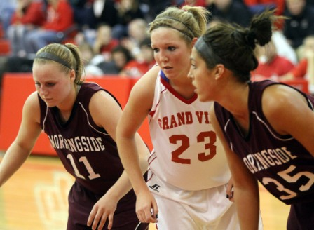 11th Women's Basketball vs Morningside Photo