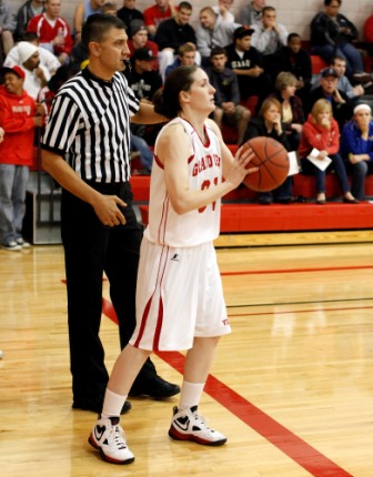 13th Women's Basketball vs Morningside Photo