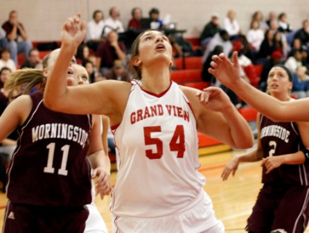 15th Women's Basketball vs Morningside Photo