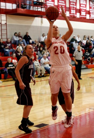 17th Women's Basketball vs Morningside Photo