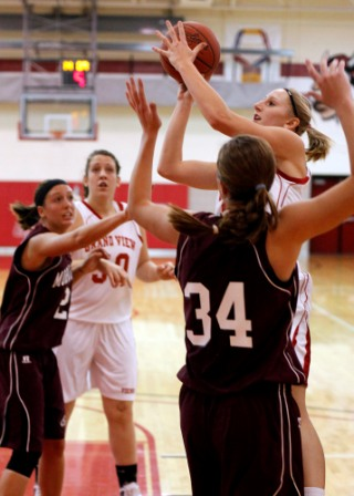 18th Women's Basketball vs Morningside Photo