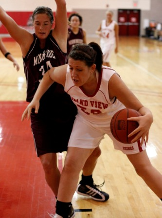 19th Women's Basketball vs Morningside Photo