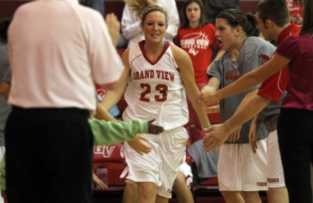 23rd Women's Basketball vs Morningside Photo