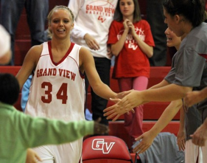 24th Women's Basketball vs Morningside Photo