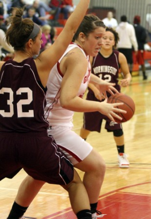 29th Women's Basketball vs Morningside Photo