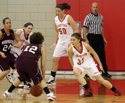 30th Women's Basketball vs Morningside Photo