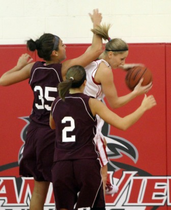 36th Women's Basketball vs Morningside Photo