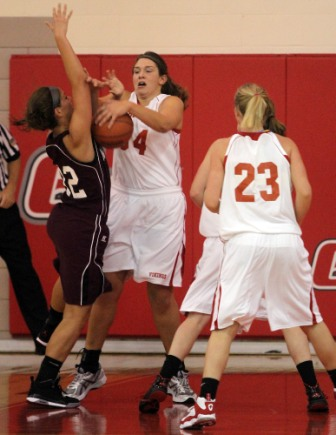 43rd Women's Basketball vs Morningside Photo