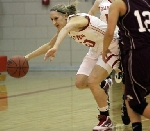 4th Women's Basketball vs Morningside Photo