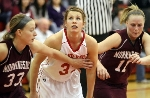 12th Women's Basketball vs Morningside Photo