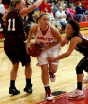 16th Women's Basketball vs Morningside Photo