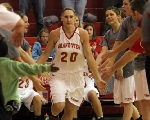 21st Women's Basketball vs Morningside Photo