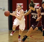 27th Women's Basketball vs Morningside Photo