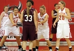35th Women's Basketball vs Morningside Photo